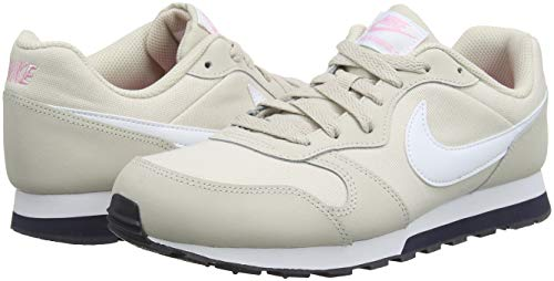 Sand gridiron Fitness pink De Chaussures white Md desert Multicolore Gs 013 Fille 2 Runner Nike vqaOx