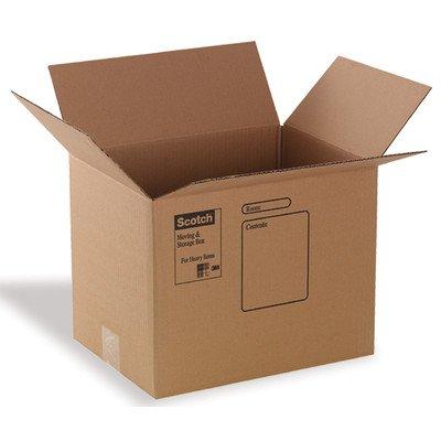18'' x 18'' x 24'' Moving Box [Set of 25]
