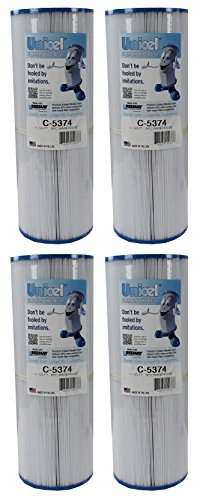 - 4) Unicel C-5374 Spa Replacement Cartridge Filters 65 Sq Ft Rec Warehouse S2/G2