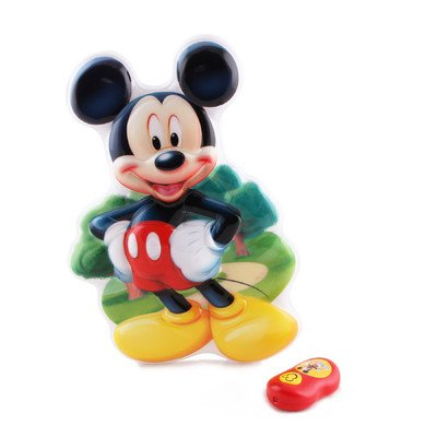 [Wall Friends Mickey Mouse 3D Wall Dcor] (Bt Kids Overalls)