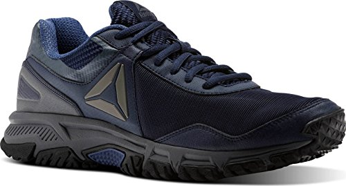 Reebok Ridgerider Trail 3.0 - Sneakers, Hommes, Bleu - (collegiate Navy / Bleu Lavé / Alliage / Blk / Pe)