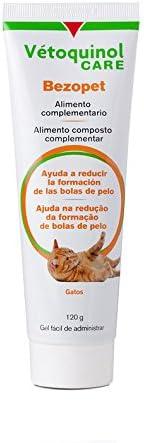 Vetoquinol Bezo-Pet Malta para Gatos - 120 gr: Amazon.es ...