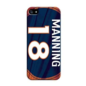 2015 CustomizedIphone 6 Plus Protective Case,Good-Looking Football Iphone 6 Plus Case/Denver Broncos Designed Iphone 6 Plus Hard Case/Nfl Hard Case Cover Skin for Iphone 6 Plus