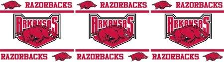 NCAA Arkansas Razorbacks Wall Border