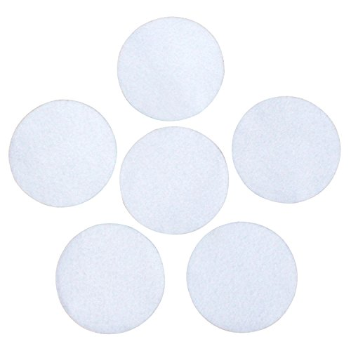 Baby Costume It Halloween Ideas Do Yourself (White Adhesive Felt Circles 2 inch, 3