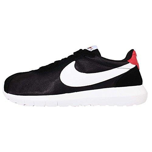 Ld da Nero ginnastica Scarpe Roshe Donna W tm Black Red unvrsty 1000 Nike White Rd Bianco wE8AXqg