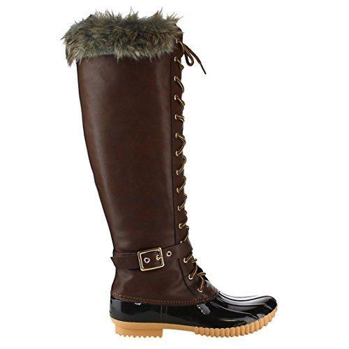 natures breeze rain boots - 7