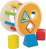 Hape 1-2-3 Shape Sorter, Baby & Kids Zone