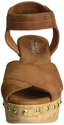 Marr a Sandal para con Shoe Biz Mujer Cu Sandalias Wedge zqWH6wR