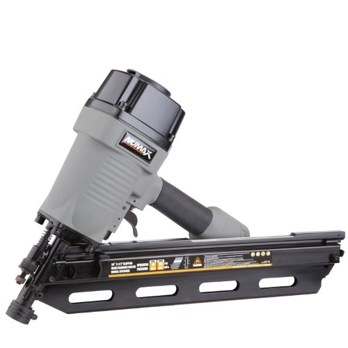 Numax SFR3490 34-Degree Clipped Head Framing Nailer