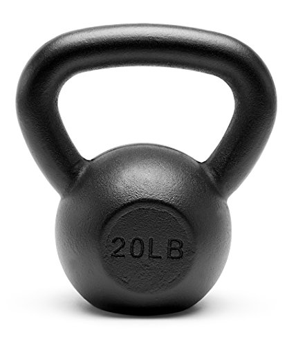 Unipack Premium Powder Coated Solid Cast Iron Kettlebell Weights 5, 10, 15, 20, 25, 30, 35, forty, 45 lbs – DiZiSports Store