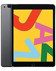 Apple iPad (10.2-Inch, Wi-Fi + Cellular, 32GB) (7th Generation) - Space Gray (Renewed)