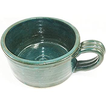 Amazon Com Aunt Chris Pottery Hand Made Clay Soup