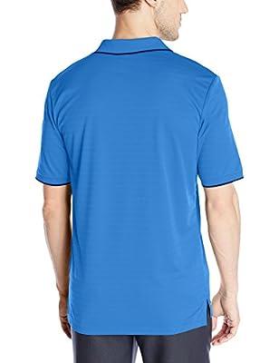adidas Golf Men's Climacool Tipped Club Polo Shirt