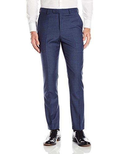 Tailored Pant Suit (Original Penguin Men's Slim Fit Dress Pant, Blue, 30W X)