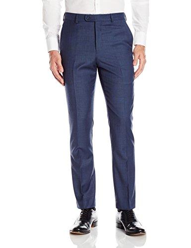 Tailored Slim Pant (Original Penguin Men's Slim Fit Dress Pant, Blue, 30W X 30L)