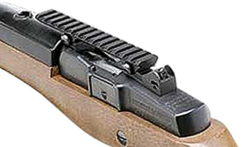 GG&G Mini-14 Ranch Rifle 1913 SCP Rail, negro