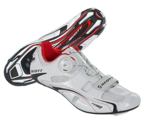 Scott, scarpe da ciclismo uomo bianco bianco, uomo, White - white, 48 (EU)