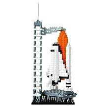 Nanoblock Space Shuttle (Square Box)