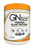 Growing Naturals Organic Rice Protein Powder, Original, 16.2 Ounce