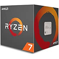 AMD Ryzen Procesador 7 1700x, S-AM4, 3.40GHz, 8-Core, 16MB Cache