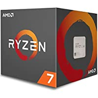 AMD Ryzen 7 1700X - Processeur 3,8 GHz - Socket AM4
