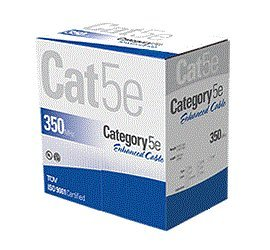 Cat 5 category 5e unshielded twisted pair utp cable 305m box cat 5 category 5e unshielded twisted pair utp cable 305m box grey sciox Choice Image