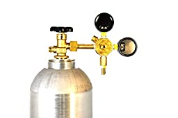 TapRite Double Gauge Primary Co2 Beer Regulator for Home Dispense E-3741BR New