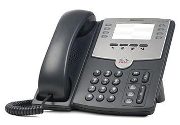 Téléphone par VOIP CISCO SPA501G NOIR SOLO AVEC REPONDEUR