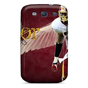 For IeA1774ToAH Washington Redskins Protective Case Cover Skin/Galaxy S3 Case Cover
