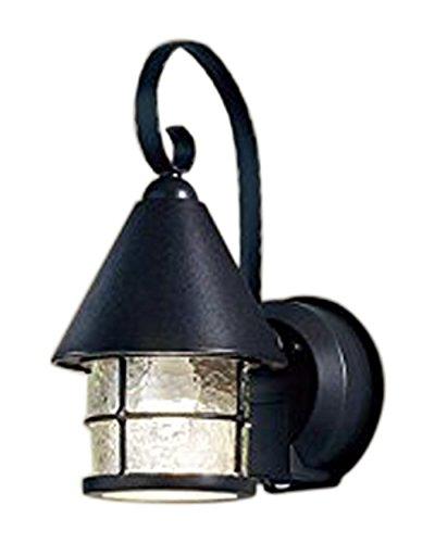 パナソニック(Panasonic) LEDポーチライト40形電球色LGWC85044BK B01E2BL1BE 14881