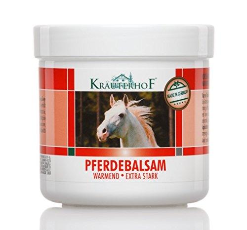 Pferdebalsam Extra Stark von Kräuterhof 250ml