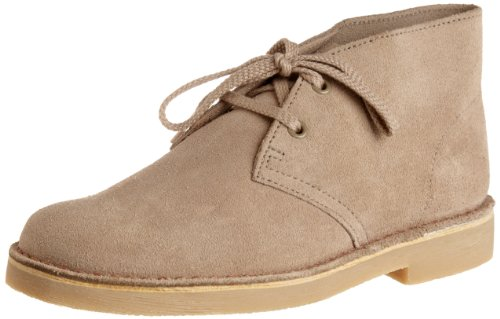 Clarks Desert Ankle Boot (Toddler/Little Kid),Sand Suede,11.5 M US Little Kid (Shoes Clarks Kids)