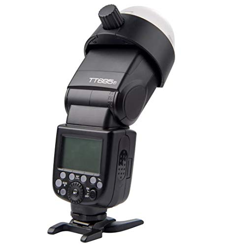 Godox S-R1 and AK-R1 Flash Speedlight Adapter Barn Door, Snoot, Color Filter, Reflector, Honeycomb, Diffuser Ball Kits by Godox (Image #4)