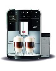 Melitta Automatische koffiemachine Barista T Smart, zilver/zwart