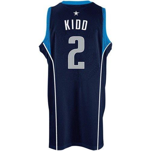 05006cdf9 ... Amazon.com adidas Dallas Mavericks 2 Jason Kidd Navy Blue Swingman  Basketball Jersey (X ...