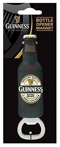 Guinness 3D Bottle Opener Magnet