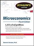 Schaum's Outline of Microeconomics, Fourth Edition