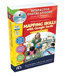 Mapping Skills with Google Earth Gr. PK-2 - Digital Lesson Plan