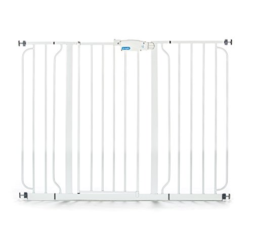 Extra Tall Dog Gates (Regalo Extra Tall Widespan Gate, White)