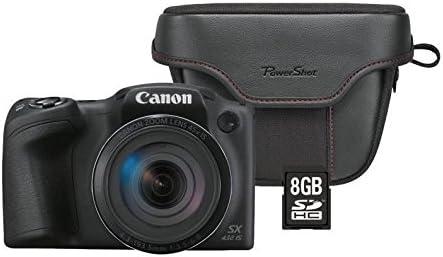 Canon Pack SX 431 PowerShot cámara Digital Bridge + funda + ...