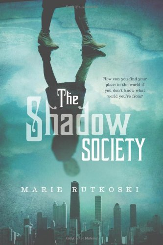 The Shadow Society ebook