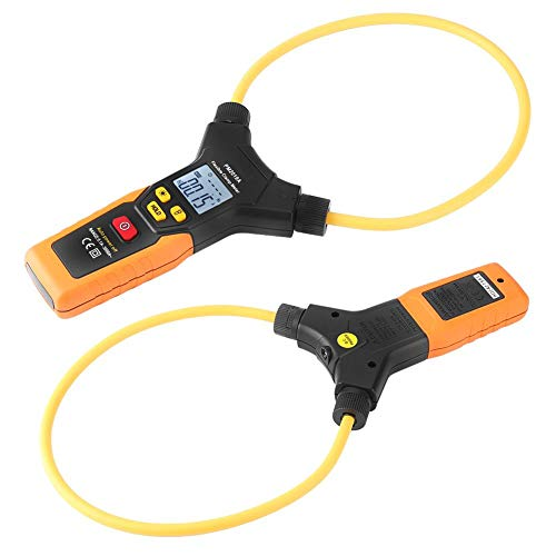 Maintenance Kit Flexible Clamp Meter Multimeter with LCD Display for Power Electrician(PM2019A)