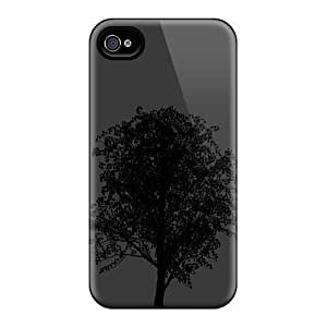 Fashion FZlEuuA5876jnuJd Case Cover For Iphone 4/4s(autumn Is Near)