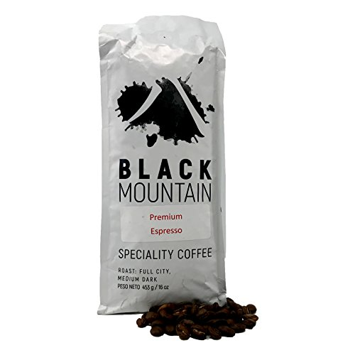 Black Mountain Coffee | Specialty Colombian Coffee |16 Ounce | Whole Bean (Fruit Of The Month Club Reviews)