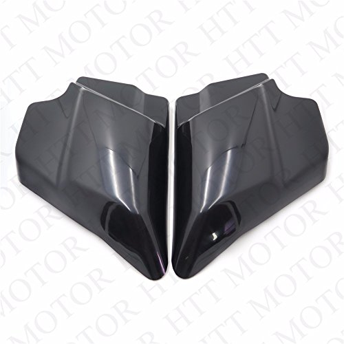 Touring Road King (Unpainted Black Side Covers for 2009-2016 Harley Touring Road King)