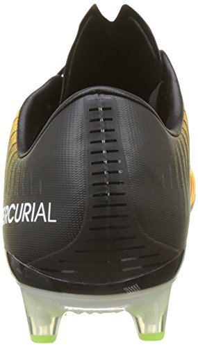 Nike Mercurial Vapor XI AG-Pro, Scarpe da Calcio Uomo Arancione (Laser Orange/Black/White/Volt/White)
