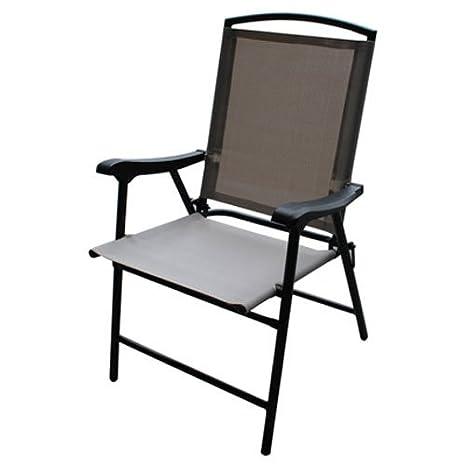 Groovy Westfield Outdoor Fs Tan Fld Sling Chair Download Free Architecture Designs Rallybritishbridgeorg
