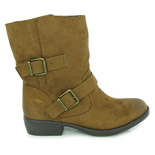 Boots Tino Dog Chestnut Womens Chestnut Rocket A6wqOtRg