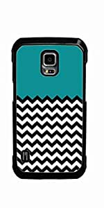 Chevron Pattern V shapes Hard Case for Samsung Galaxy S5 Active